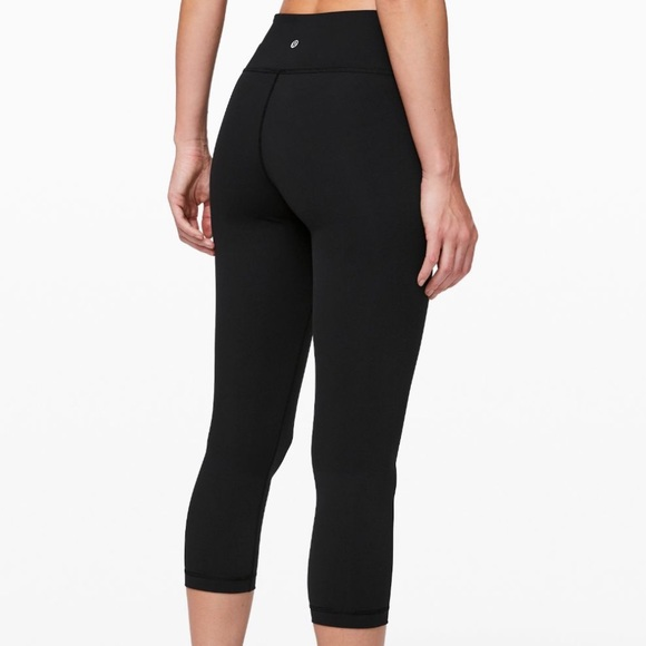 bd0c1f565f258 lululemon athletica Pants | Lululemon Nwot Wunder Under Ii Crop Mid ...
